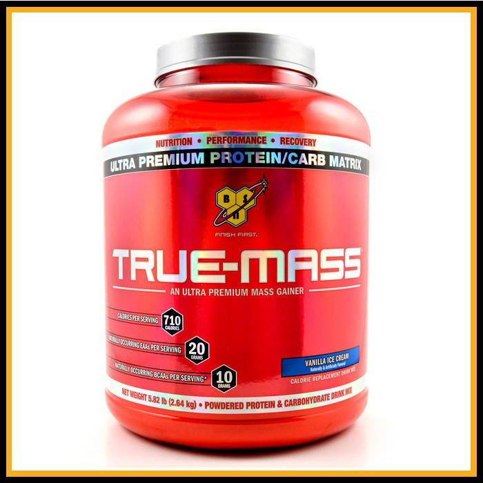BSN True-Mass Weight Gainer 2,6кг (шоколад)