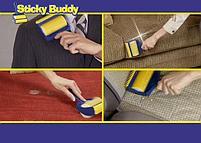 Валик липкий для уборки «Sticky Buddy», фото 4