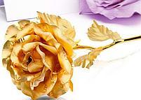 "Золотая роза ""Heartfelt Blessing"" (24k), фото 3"
