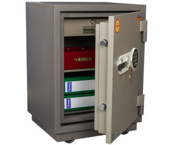 Огнестойкий сейф VALBERG FRS-66T EL  (672x485x430 мм)