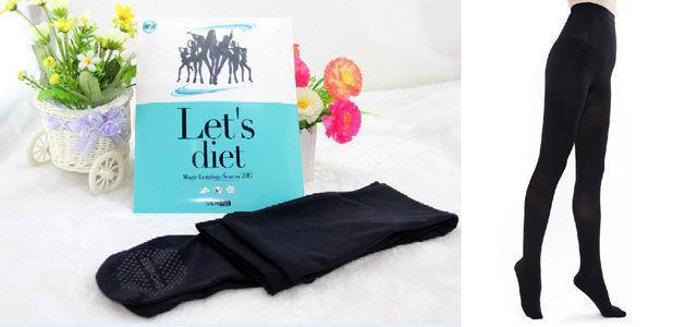 "Корректирующие колготки SHOW MEE Let""s Diet"