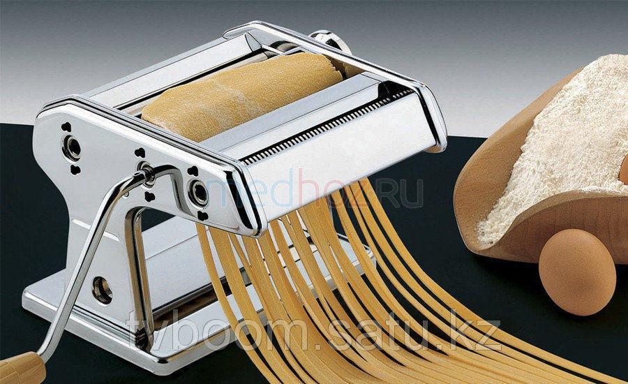 Лапшерезка с механическим управлением 2 вида лапши.