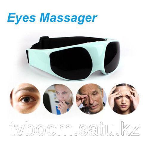 Массажные очки для глаз (магнитно-акупунктурный)
