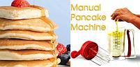 Миксер-дозатор механический Pancake Machine, фото 2