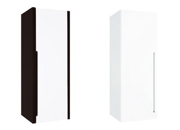 "Шкаф одностворчатый ""Рандеву Н"", правый, белый"