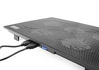 Охлаждающая подставка для ноутбука «Crown CMCL-1105», фото 3