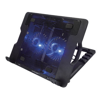 Охлаждающая подставка под ноутбук Crown cmls-940