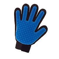 Перчатка для вычесывания шерсти домашних животных True Touch, фото 4