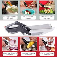 Умный кухонный нож 2 в 1 Smart Cutter, фото 4