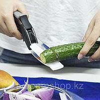 Умный кухонный нож 2 в 1 Smart Cutter, фото 5