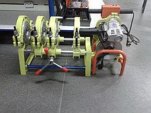 Сварочный аппарат механический для ПЭ труб