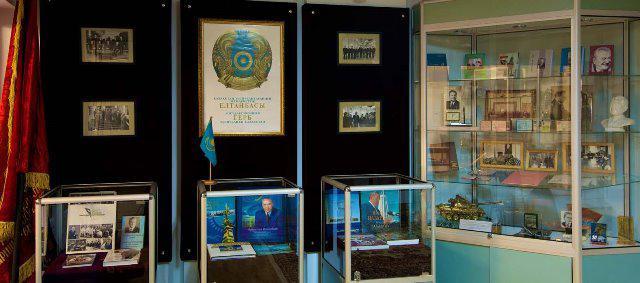 Аудиогид для музея Д.А. Кунаева