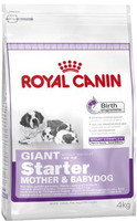 Royal Canin Giant Starter (4 кг) Роял Кантн для щенков собак очень крупных размеров до 2 мес., фото 1