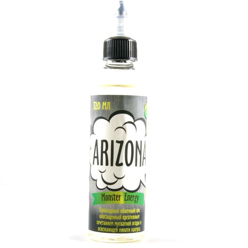 Жидкость для электронных сигарет Аризона MonsterEnergy 120 мл 0. 3 мг