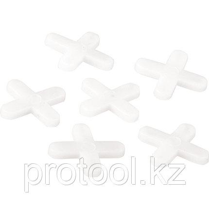 Крестики, 4,0 мм, для кладки плитки, 100 шт., Россия// СИБРТЕХ, фото 2