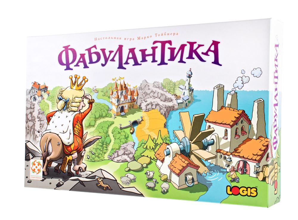 Настольная игра: Фабулантика
