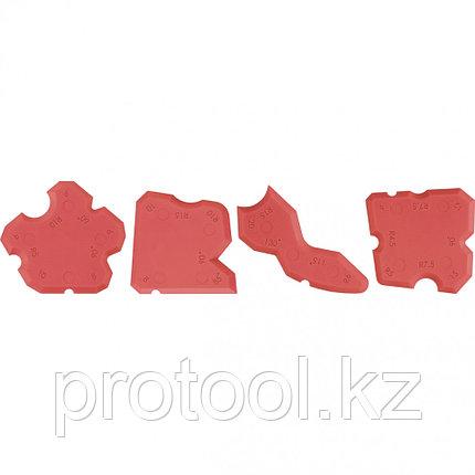 Набор эластичных шпателей для формирования швов 4 предм.// MATRIX, фото 2