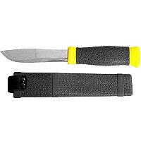 """Нож STAYER """"PROFI"""", туристический, пластиковые ножны, лезвие-110мм"""