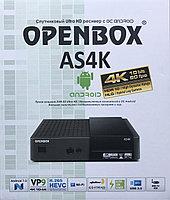 Спутниковый ресивер Openbox AS4K (UHD), фото 1