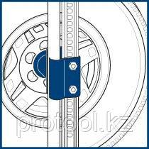 Устройство для крепления реечного домкрата к запасному колесу //Stels