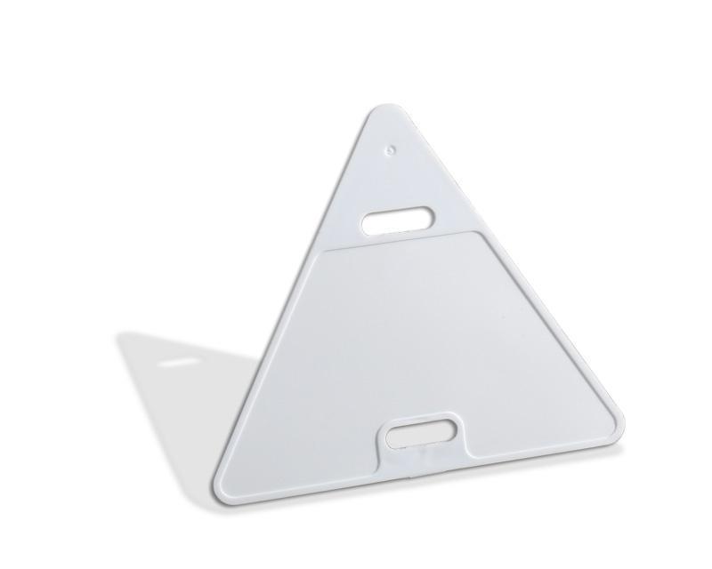 Бирка кабельная маркировочная треугольная ™Fortisflex