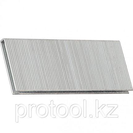 Скобы 18GA для пневматического степлера 1,25х1,0мм длина 35 мм ширина 5,7 мм, 5000 шт. MATRIX, фото 2
