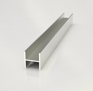 Планка соединительная для фартука СТ-16 матовая 6мм
