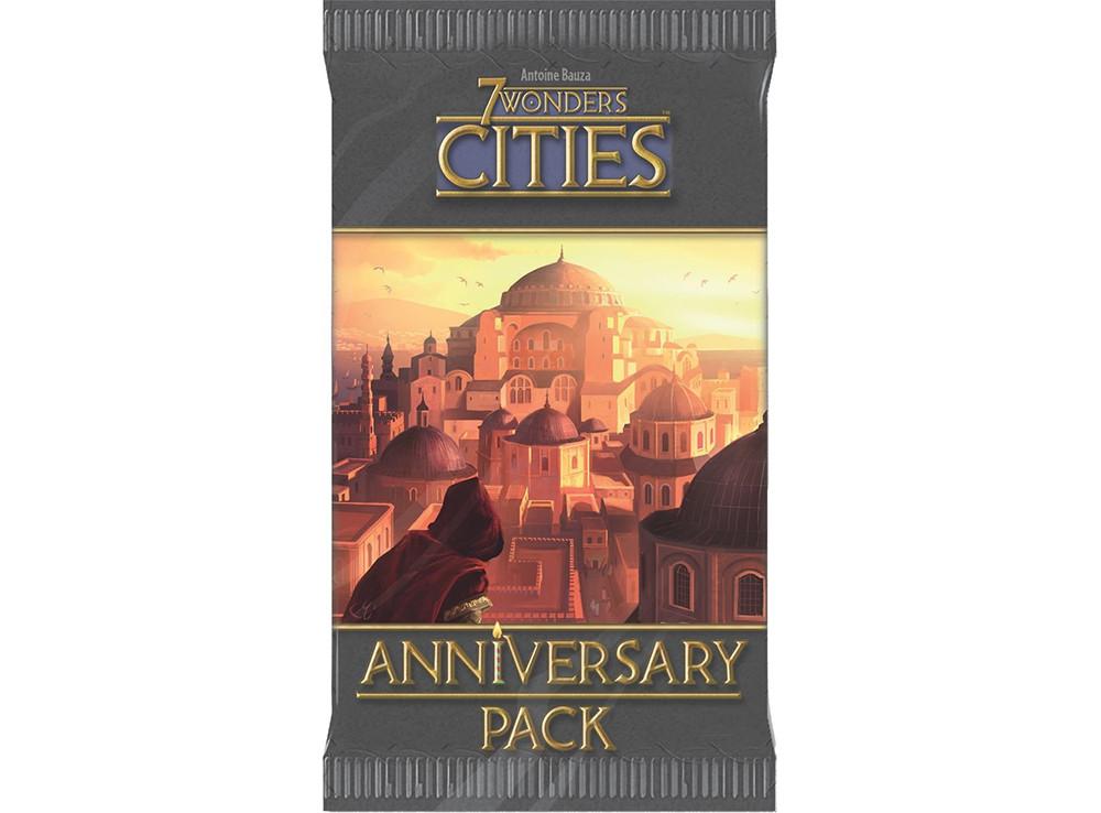 7 чудес: Юбилейное дополнение. Бустер города