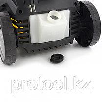 Моечная машина высокого давления R-135, 1800 Вт, 135 бар, 6 л/мин, колёсная DENZEL, фото 3