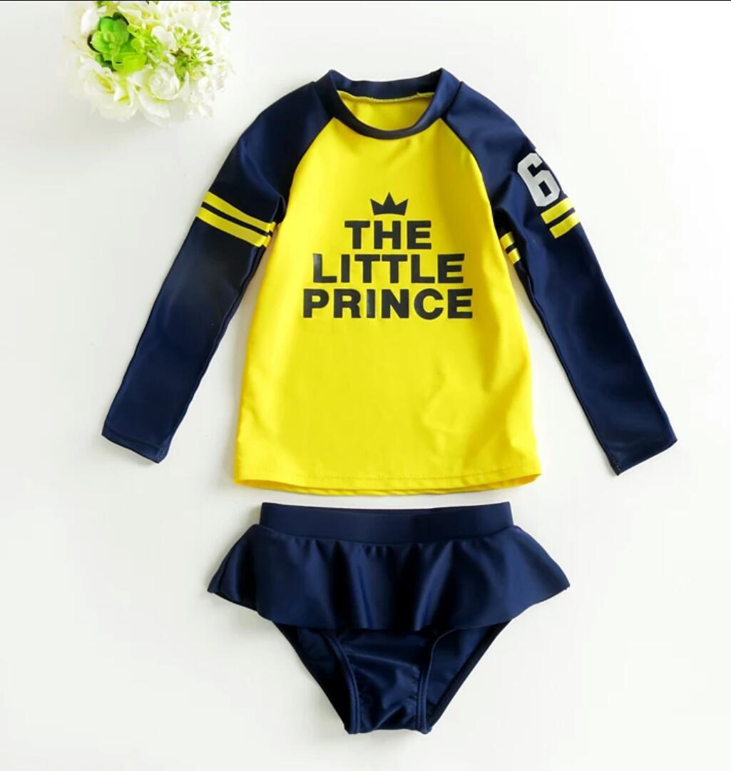 Костюм для пляжа для девочек THE LITTLE PRINCE 4-8 лет