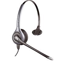 Профессиональная телефонная гарнитура Poly Plantronics SupraPlus Silver Wideband HW351/A (82310-41)