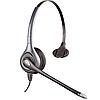 Профессиональная телефонная гарнитура Poly Plantronics SupraPlus Silver Wideband HW351N/A (82311-41)