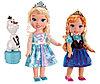 Игровой набор 2 куклы и Олаф