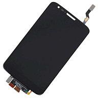 Дисплей LG G2 D802 с сенсором, цвет черный