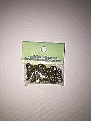 Кольцо соеденительное 6 мм (50 шт.)