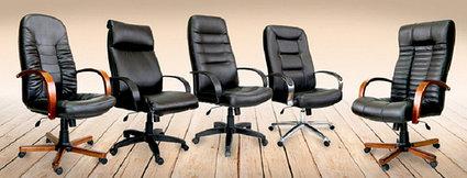 Кресла для руководителей и персонала