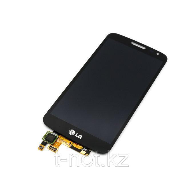 Дисплей LG G2 Mini D618, с сенсором, цвет черный