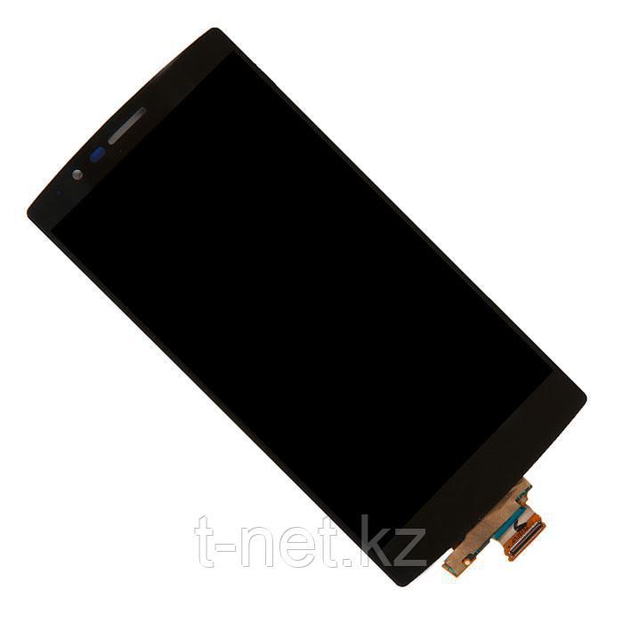 Дисплей LG G4 H818, с сенсором, цвет черный