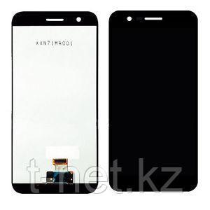 Дисплей LG K10 2017 M250 , с сенсором, цвет черный