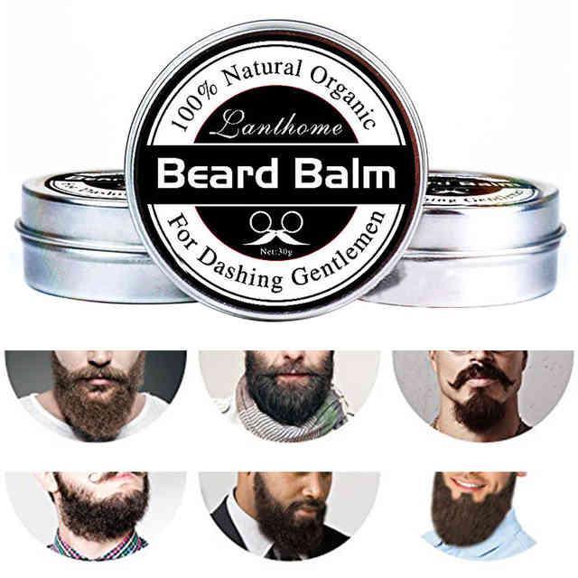 Бальзам для бороды. (Beard Balm) 30 мл.