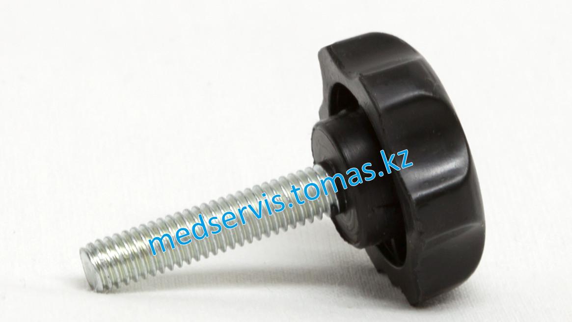 Ручка-винт с резьбовым стержнем М6х25 мм