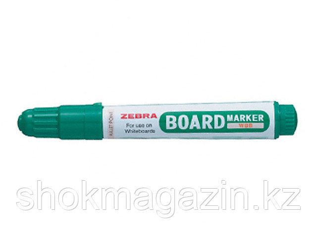 """Маркер для доски """"ZEBRA"""", зеленый"""