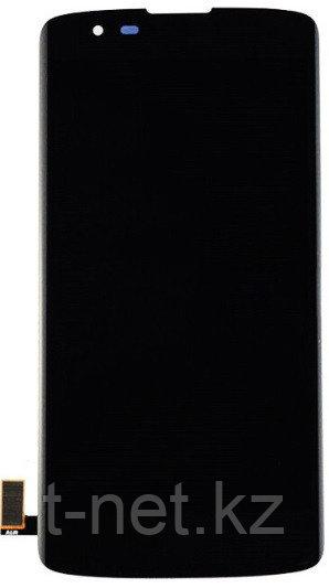 Дисплей LG K8 K350E, с сенсором, цвет черный