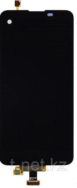 Дисплей LG X View K500DS, с сенсором, цвет черный