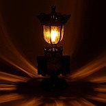 """Часы-светильник с будильником """"Сова"""", фото 2"""