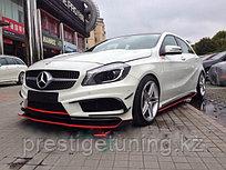 Обвес Revozport на Mercedes Benz A - class W176