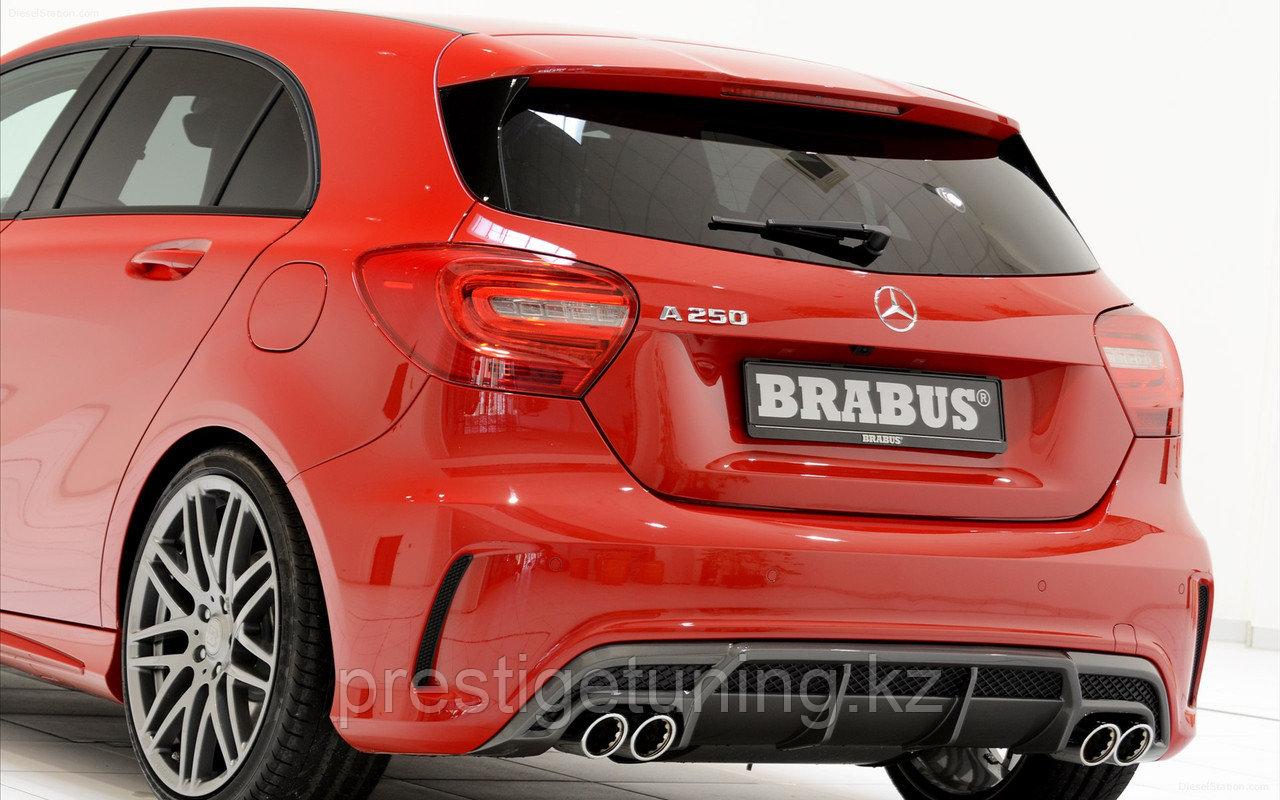 Обвес Brabus на Mercedes-Benz A-class W176