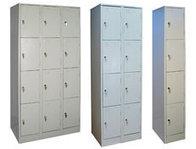 Металлические шкафы для сумок (сумочницы)