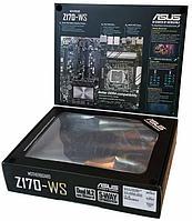Сист. плата Asus Z170-WS, Z170, S1151, 4xDIMM DDR4