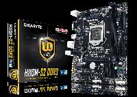 Сист. плата Gigabyte GA-H110M-S2V, H110, S1151, 2xDIMM DDR4